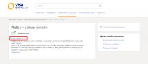Информация о сервисе «Platiza»