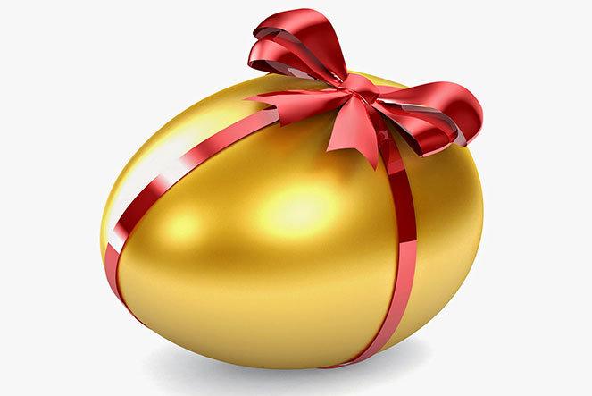 QIWI-яйца