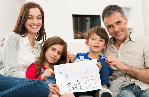 Социальная ипотека для малоимущих российских семей