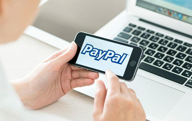 Пополняем кошелек PayPal