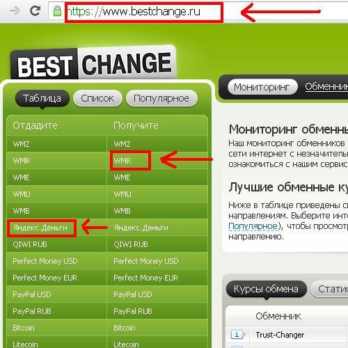 Обмен Qiwi RUB на Webmoney WMR RUB Megachangeru