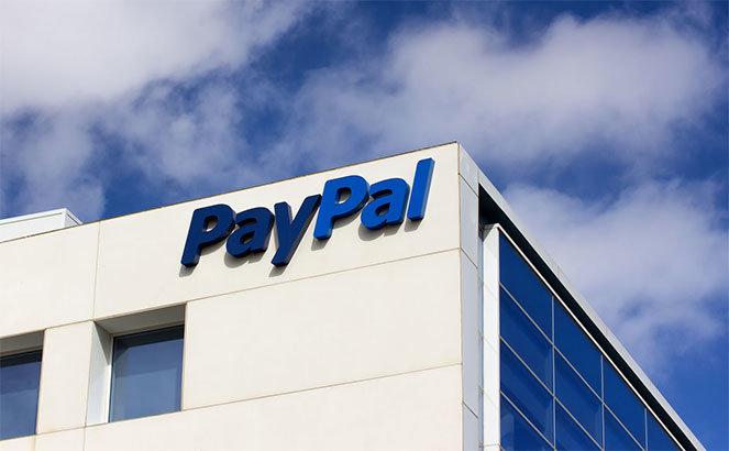 О корпоративном счете PayPal