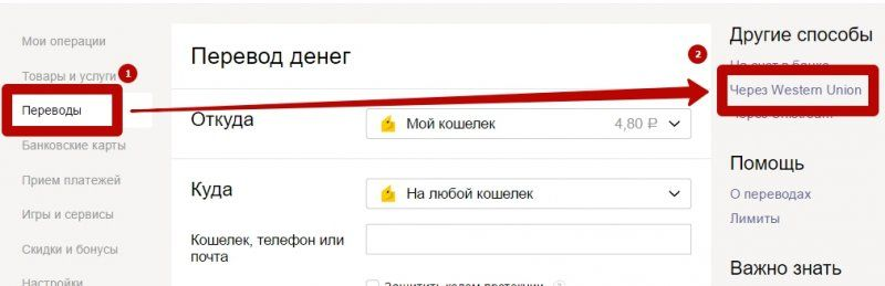 YandexMoney - ЯндексДеньги