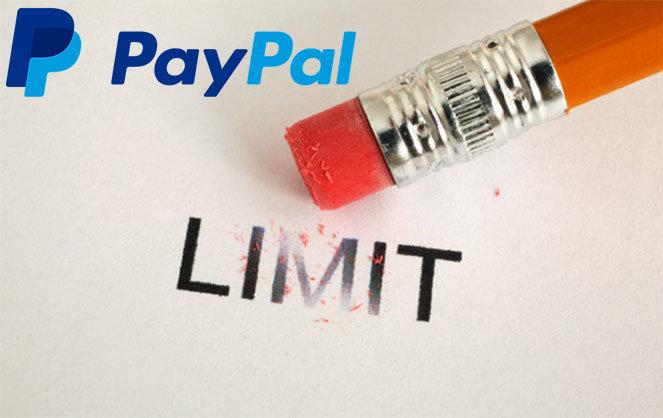 Какие лимиты PayPal установлены для РФ