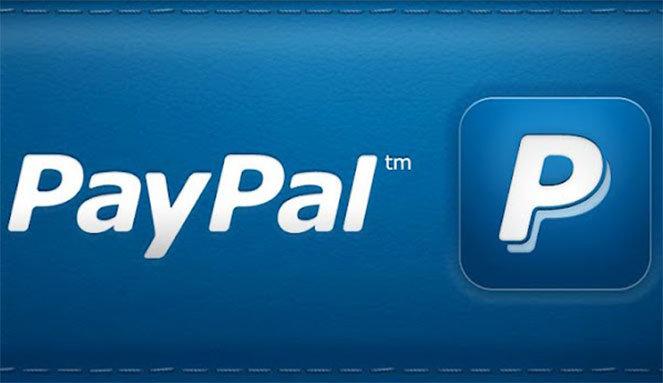 Платежный сервис PayPal