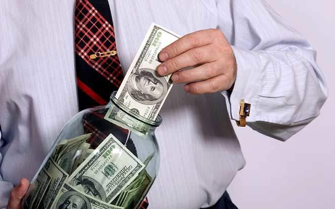Бережем деньги в банке