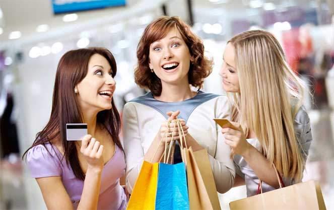 Покупки с друзьями