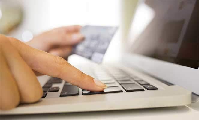 Как оплатить МТС-интернет банковской картой
