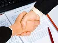 Трудовой договор с сотрудником в  2018  году