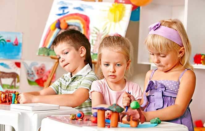 Оплачиваем детский сад