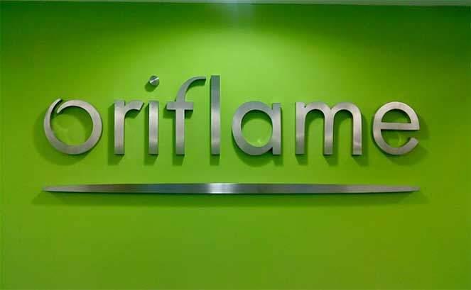 Оплатить заказ Oriflame