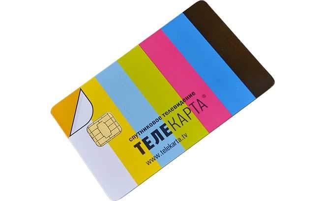 Вносим деньги на «Телекарту»