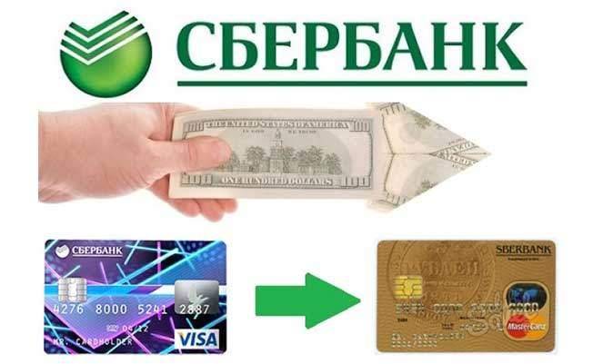 Комиссия за перевод средств в Сбербанке
