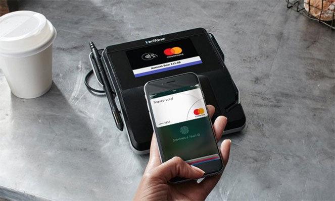 Apple Pay с MasterCard
