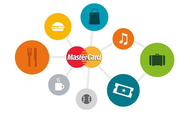 Бонусы по программе MasterCard Rewards