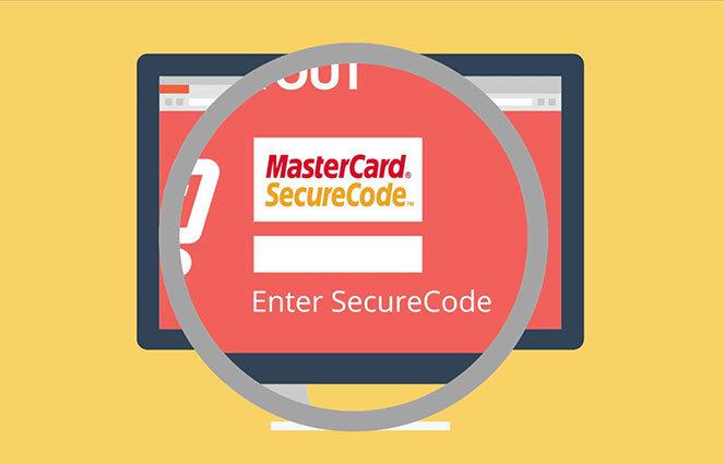 Код безопасности MasterCard SecureCode