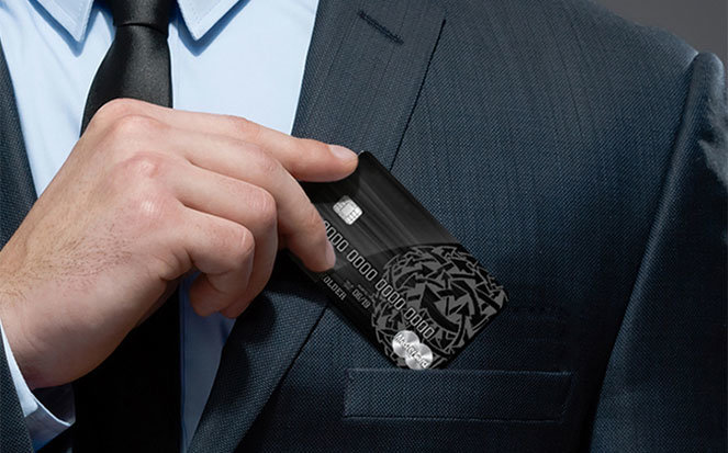 World MasterCard Black Edition – премиальный пакет в кармане