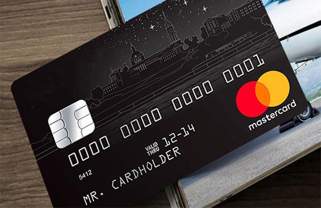 Черная карта MasterCard