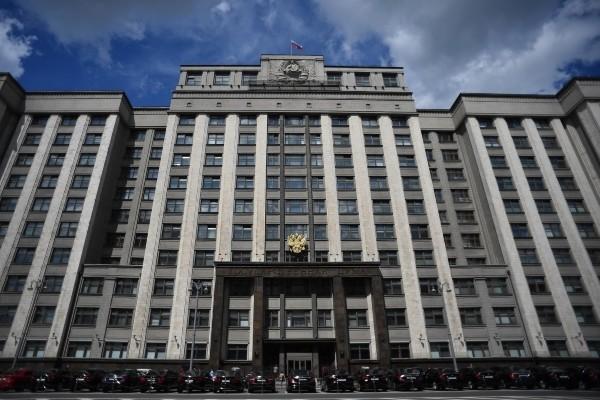 Здание заседаний Госдумы