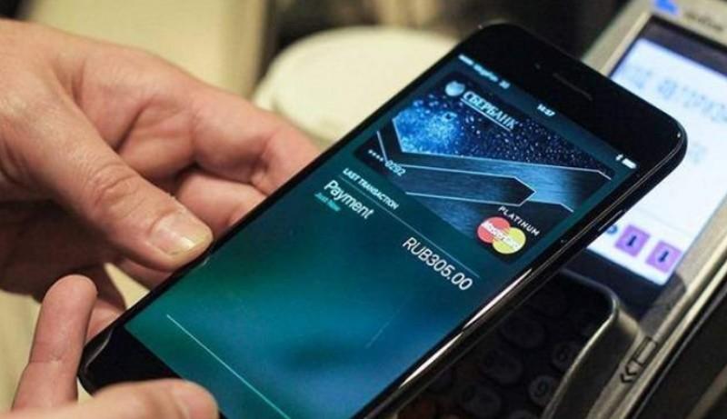 Бесконтактные платежи Apple Pay с Visa от Сбербанка