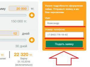 онлайн кредит на qiwi кошелек в тенге