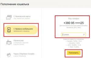 Изображение - Как пополнить счет мобильного телефона с карты яндекс деньги summa-i-popolnit-300x192