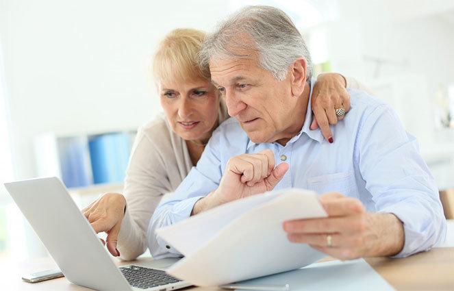 Вклады для пенсионеров