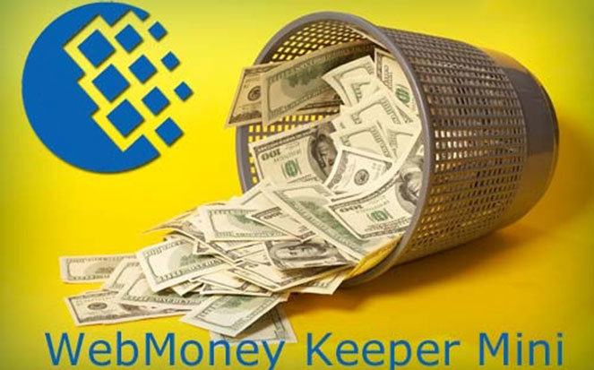 Основное о WebMoney Keeper Mini