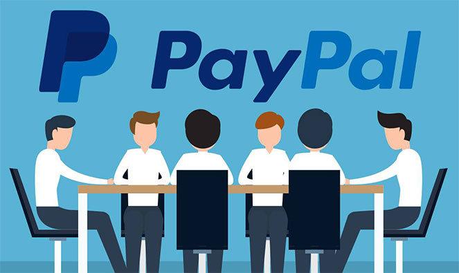 Компания PayPal